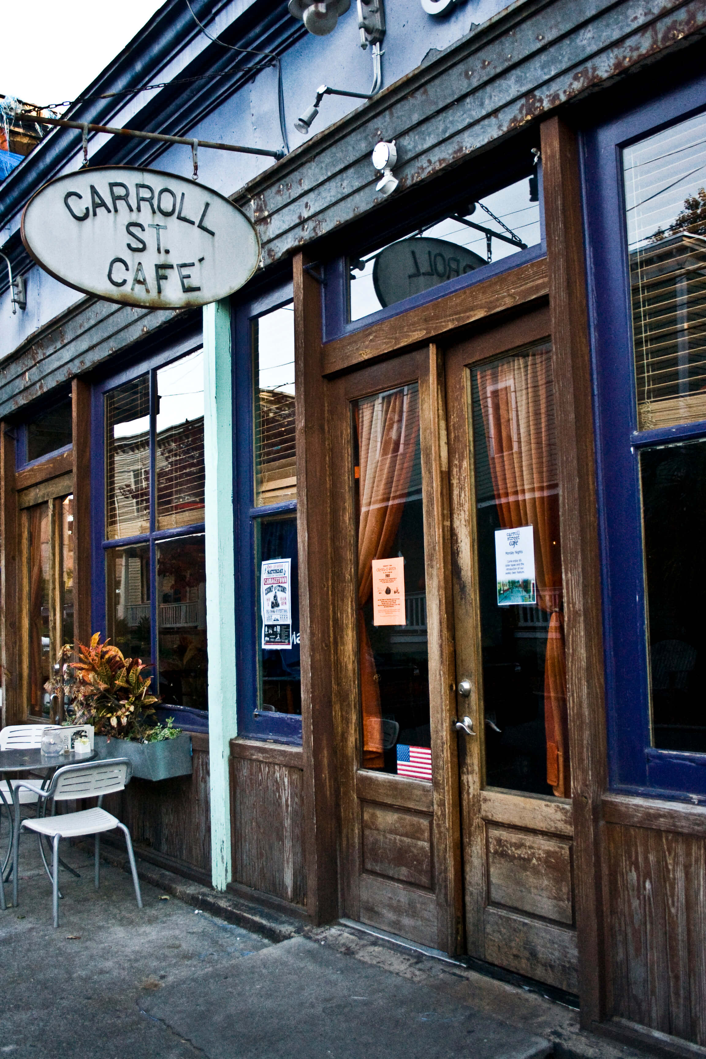 Carroll street cafe cabbage town atlanta